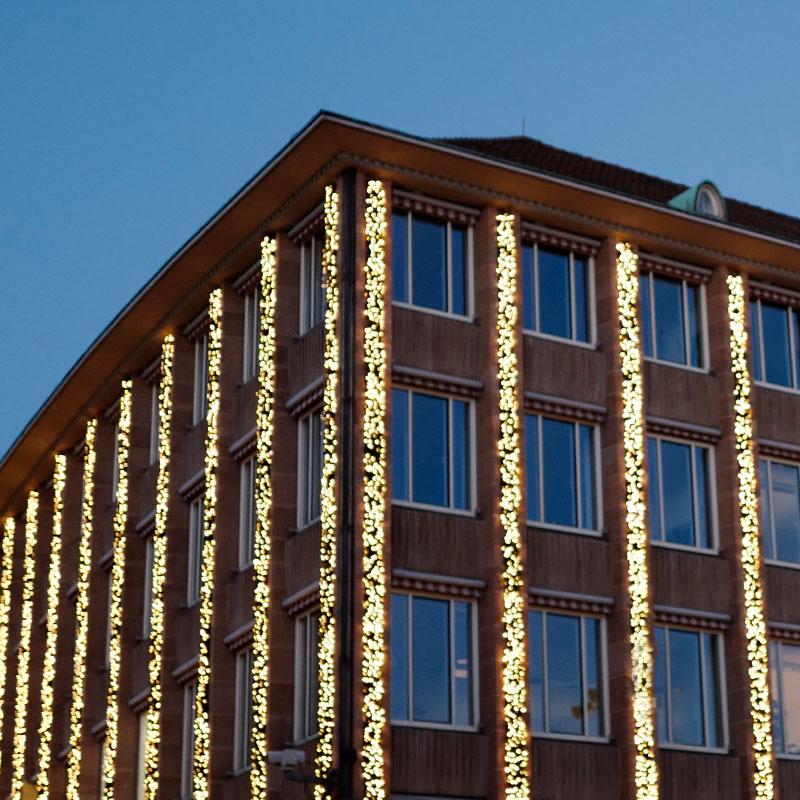 Fasaden-Dekoration